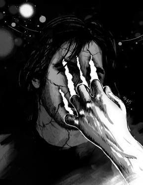 José K, torturato ©Rosanna Stefanelli