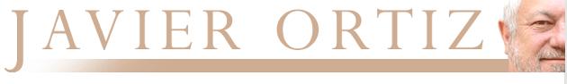 javier ortiz blog logo